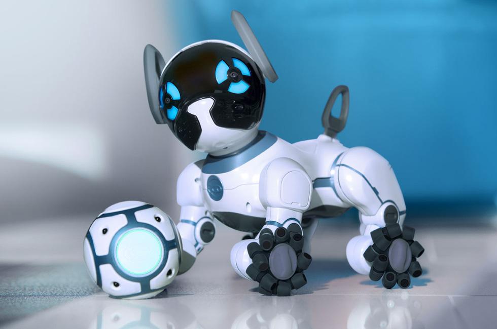 スマホ時代の犬型ロボットCHiPはAIBOを超えるか?